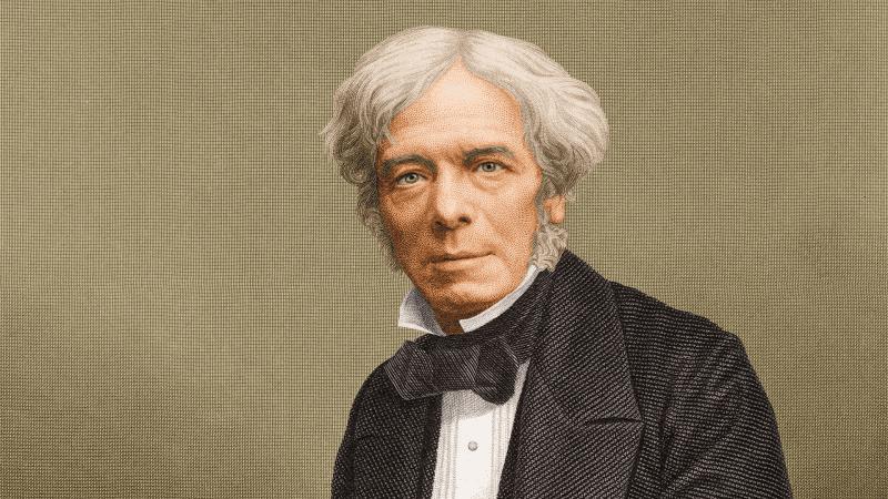 Michael Faraday - história da eletricidade