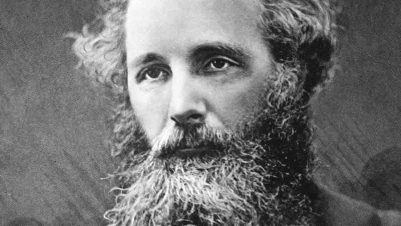 James Maxwell - história da eletricidade