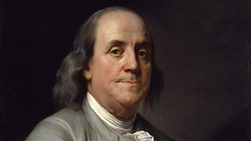 Benjamin Franklin - história da eletricidade
