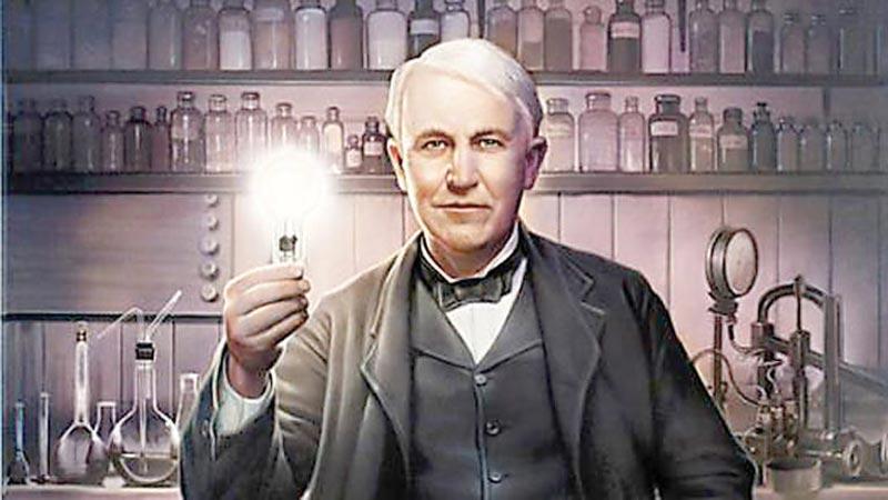 Thomas Edison - história da eletricidade
